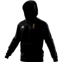 Instonians Rugby Club Adidas Core 18 Hoody Black/White Adults 2019